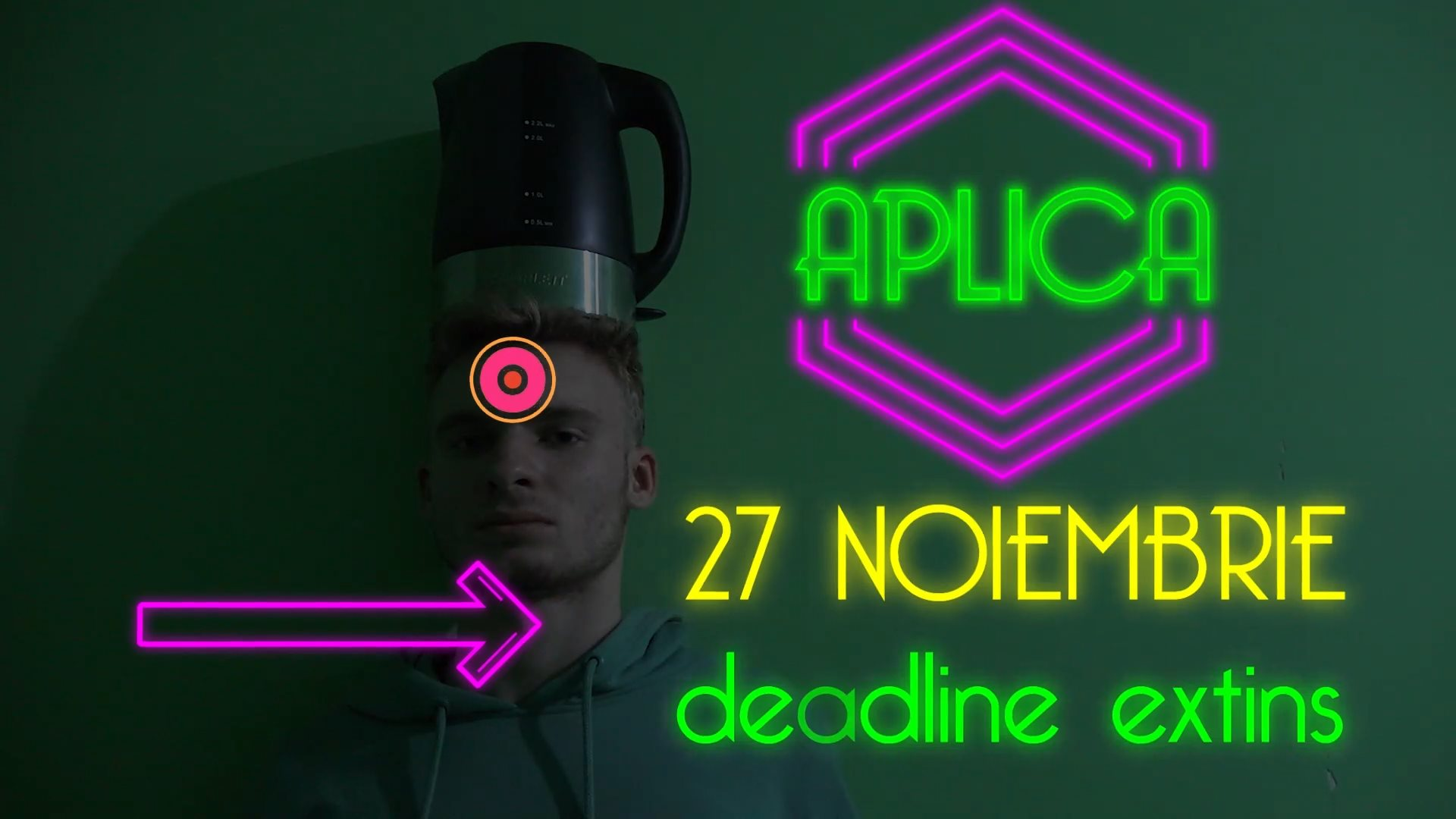 Registration deadline extension